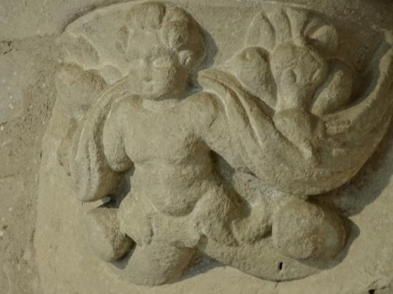 Interior del Convent dels Angels