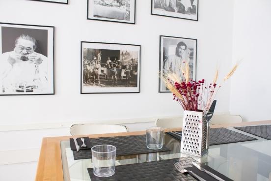 Interior del Restaurante MUG