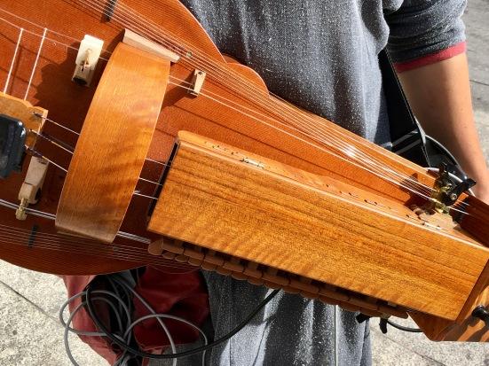 Instrumento musical de la Edad Media