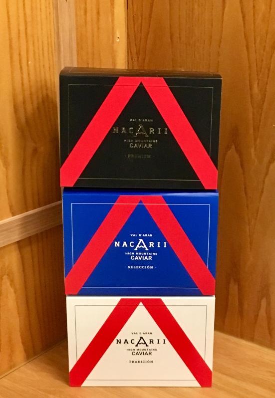 Caviar Nacarii
