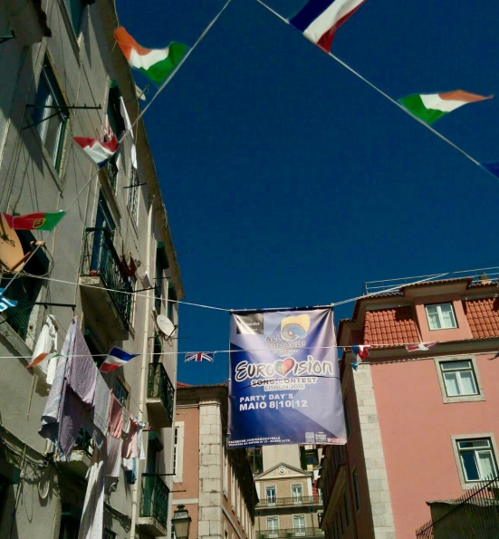 Eurovisión en Lisboa