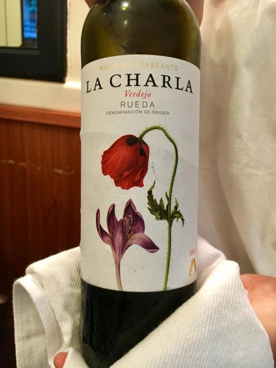 Vino La Charla