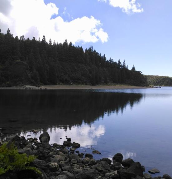 Lago de Fogo