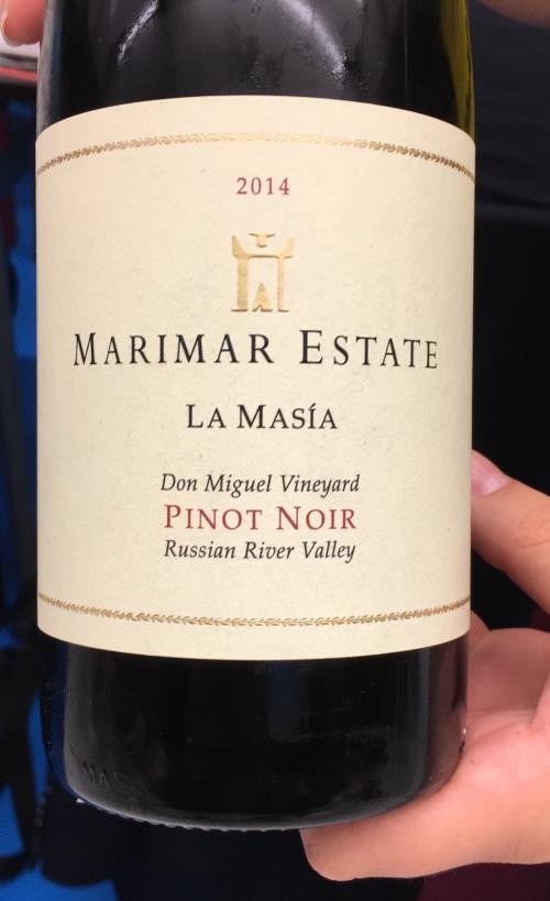 La Masía Pinot Noir